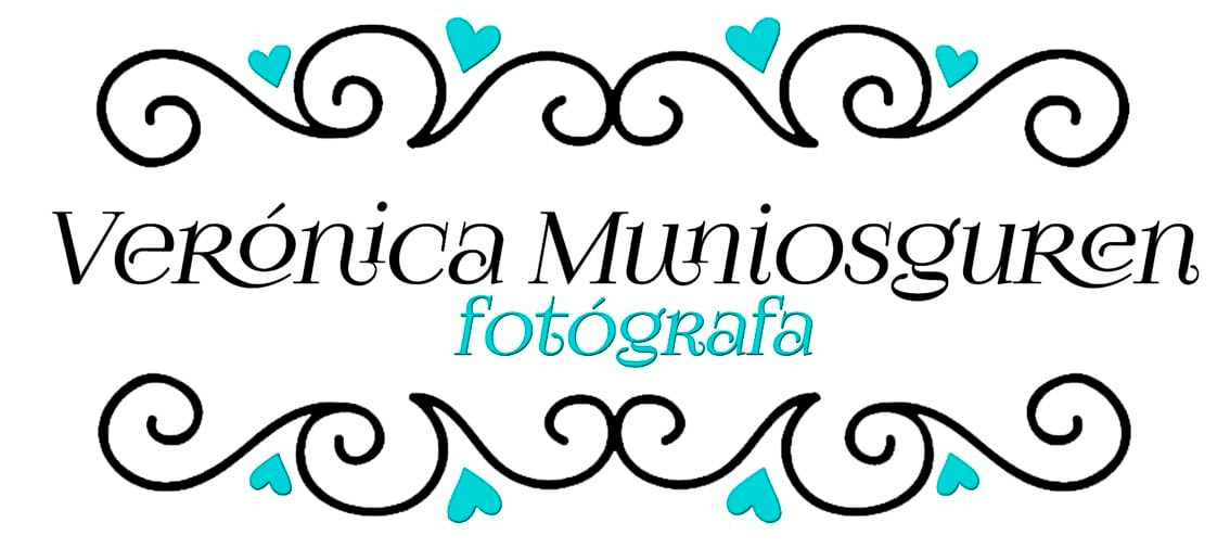 Logo Verónica Muniosguren Fotografía